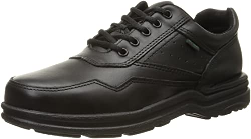 Rockport Work Men's Postwalk RP2610 Work chaussures, noir, 9.5 M US
