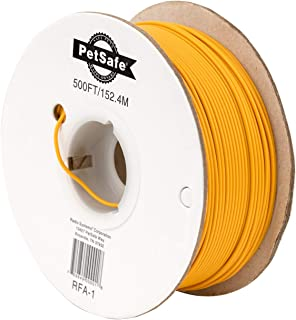 Best PetSafe Boundary Wire for Electric Dog and Cat Containment Fences - Durable 16 Gauge and 20 Gauge Options - Available in 500 FT & 150 FT from the Parent Company of the INVISIBLE FENCE Brand Review