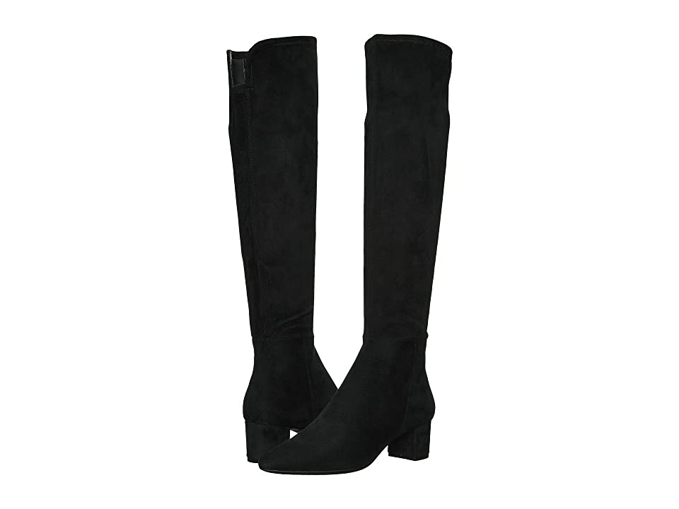 Rockport Caden Over the Knee Boot (Black Micros) Women