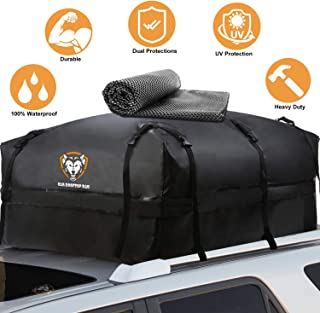 Best rooftop cargo carrier no luggage rack Reviews