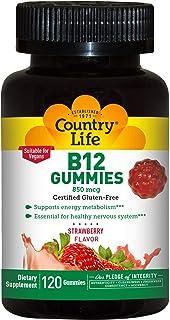 Country Life B 12 Gummies 120 Gummy