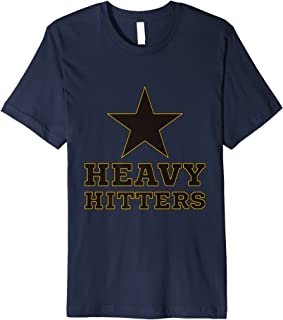 Pro american workers union proud heavy hitter tee shirt gift