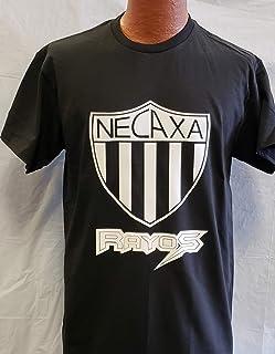 New Club Deportivo Rayos de Necaxa T-Shirt Size 3XL
