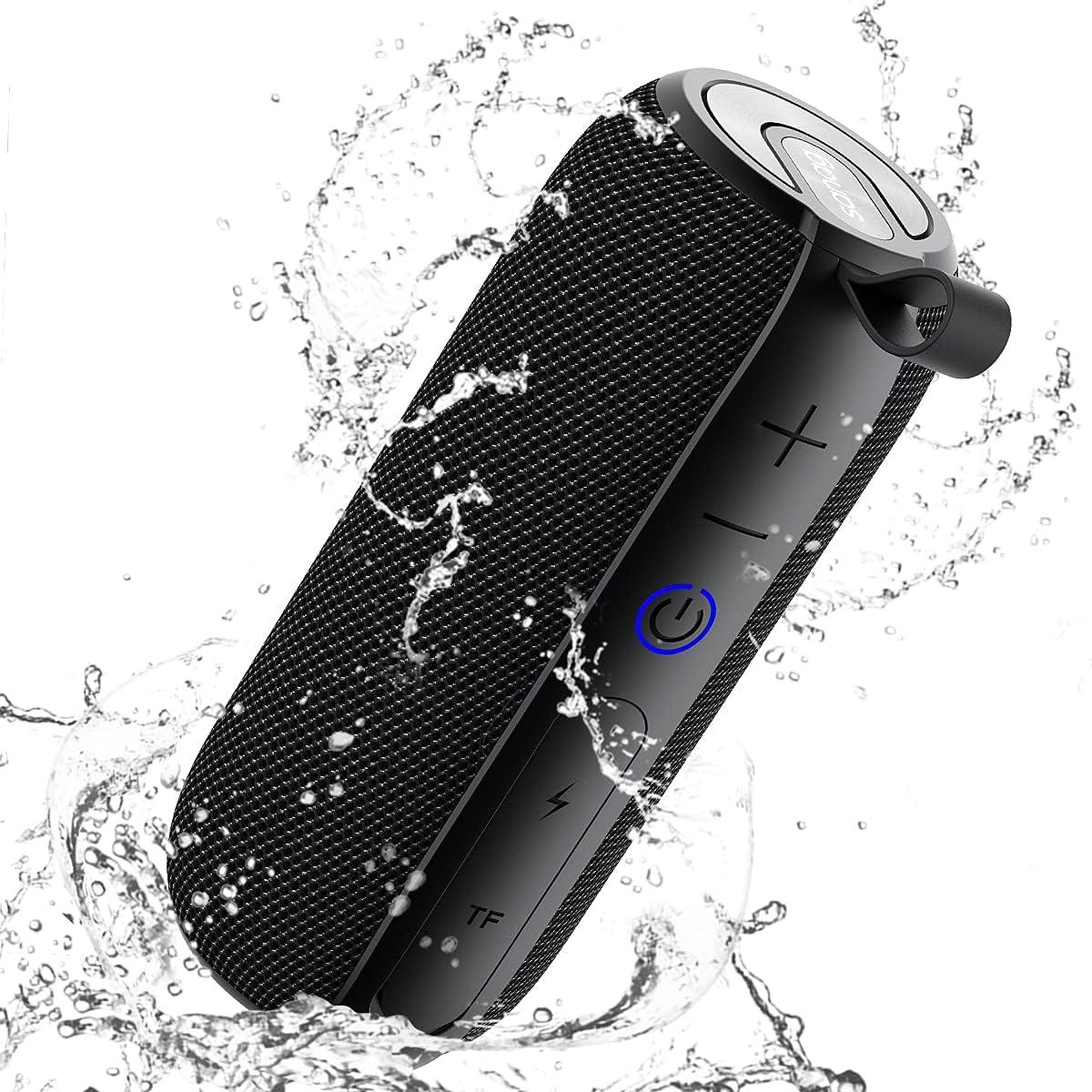 Sanag 25W Portable Bluetooth Speaker $27.96 Coupon