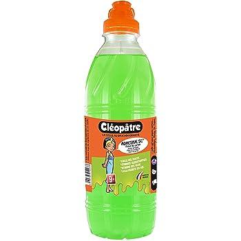 Cleopatre Cola Unisex Infantil, Verde (Verde Transparente), 5x20x5 cm (W x H x L): Amazon.es: Oficina y papelería