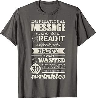 Best inspirational t shirts Reviews