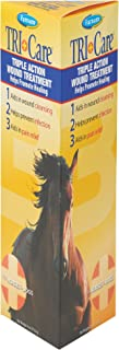 Farnam Triple Action Wound Treatment | for Horses, Ponies and Dogs | 4 oz