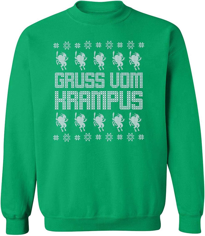 Gruss Vom Krampus Crewneck Sweatshirt