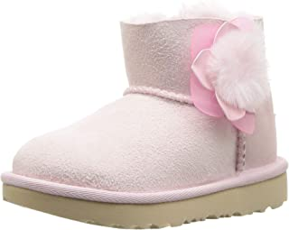 UGG Kids' T Mini Bailey Ii Cactus Flower Fashion Boot