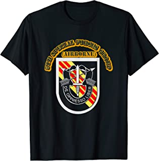 airborne forces t shirts