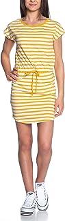 ONLY Women's Dress - Yellow - Medium