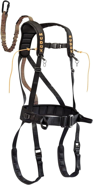 Muddy Safeguard Harness XLarge Black