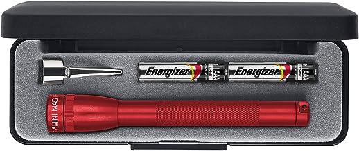 Mini Maglite AAA 2-cel LED zaklamp Boxed - rood