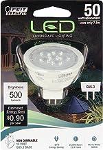 Feit Electric BPLVEXN GU5.3 500 Lumen 3000K 12V 50W Non-Dimmable LED Light Bulb