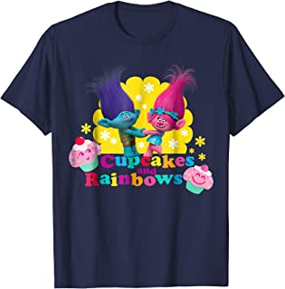 DreamWorks' Trolls Branch and Poppy Cupcakes T-Shirt