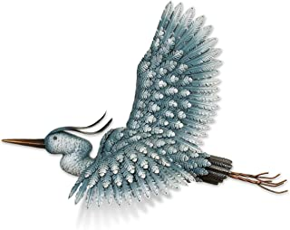 Best heron metal wall sculpture Reviews