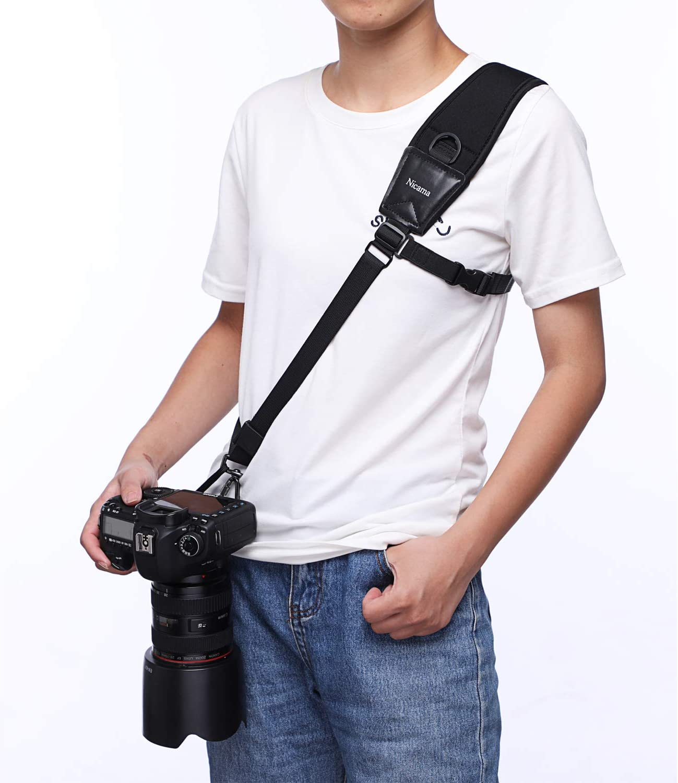 Nicama Rapid Fire Cheap super special price Camera Neck Strap Shoulder with Brand Cheap Sale Venue Release Quick