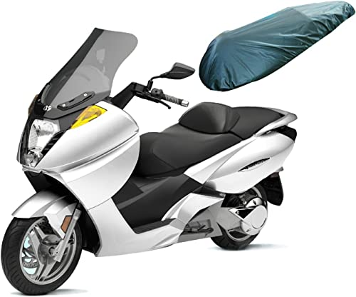 Couverture Selle Protege Siege Moto Antipluie Impermeable Protection Noir XL