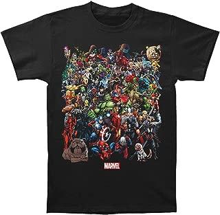 Marvel Comics Men's Marvel Universe T-Shirt
