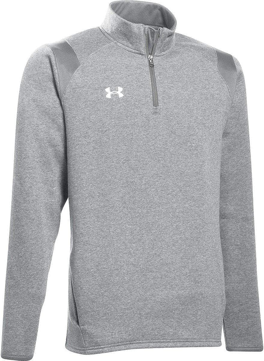 NEW!!!Under Armour Men/'s Hustle Fleece 1//4 Zip Long Sleeve Shirt