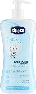 Chicco Natural Sensation Bath foam, 500ml