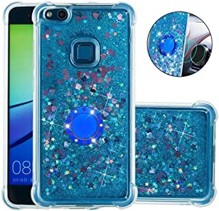 Huawei P10 Lite Case Soft,Hllycr Huawei P10 Lite Back Cover Shock Absorption TPU Rubber Gel #HYYB041697