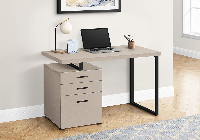 Monarch Specialties Laptop Manufacturer direct delivery Writing Storage Floating Dr online shopping Desktop-3