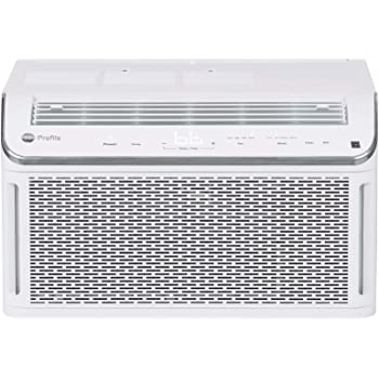 "GE Profile PHC06LY 22"" Window Air Conditioner Energy Star 6,150 BTU 115-Volt with WiFi and Remote control in White"