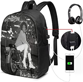 Music Faith No More 17inch Art Big School Bag Backpack Laptop Bag School Bag With USB Charging Port,casual