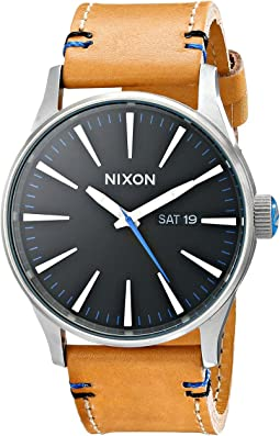 Nixon - Sentry Leather - Naturel Collection
