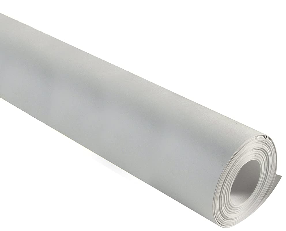 Bee Paper White Sketch and Trace Roll, 18-Inch by 20-Yards