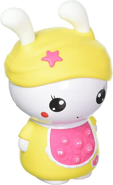 Alilo Sweet Bunny Kids Best Friend Day And Night Yellow