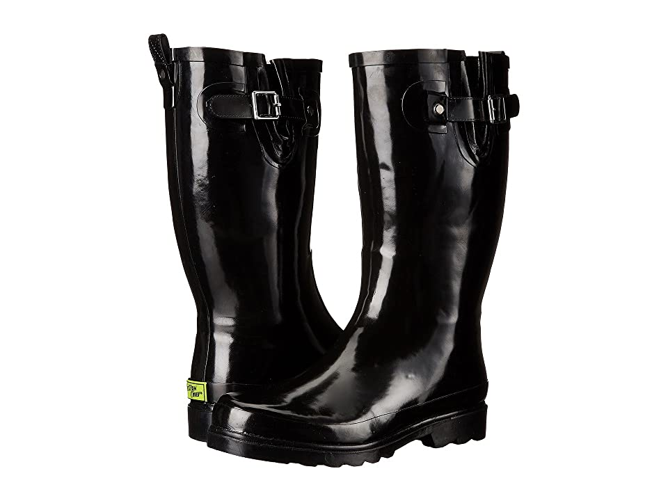 Western Chief Solid Tall (Black) Women