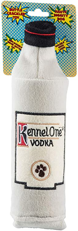 Kennel One Water Bottle Crackler Toy
