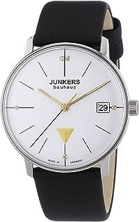 Junkers Ladies'Watch XS Analogue Quartz Leather 60731 Bauhaus