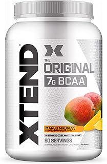 Scivation Xtend BCAA 7000mg Mango Madness (マンゴーマッドネス) 90杯分 国内正規品 サイベーション エクステンド 必須アミノ酸 1.31kg