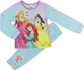 4 anni. Pigiama Sirenetta e Campanellino da 18 mesi a 3 Disney Princess