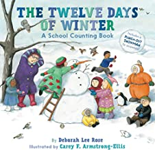 Twelve Days of Winter: A School Counting Book