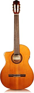 Cordoba C5-CE Left-Handed Acoustic Electric Nylon String Classical Guitar