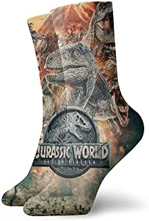 Calcetines cortos JURA-SSIC WORLD Comfortable Socks White