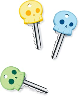 skull key covers