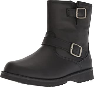 UGG Kids' K Harwell Motorcycle Boot