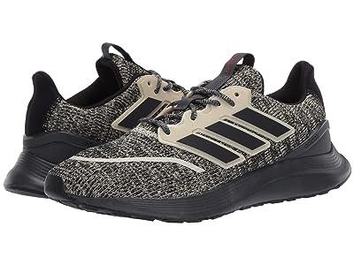 adidas Running Energyfalcon (Sand/Core Black/Grey Six) Men