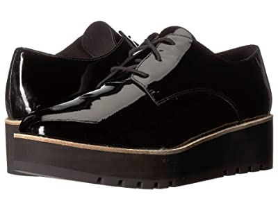 Eileen Fisher Eddy (Black Patent) Women