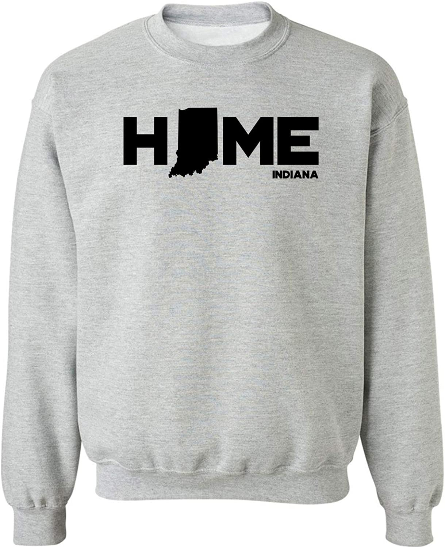 Indiana HOME Crewneck Sweatshirt