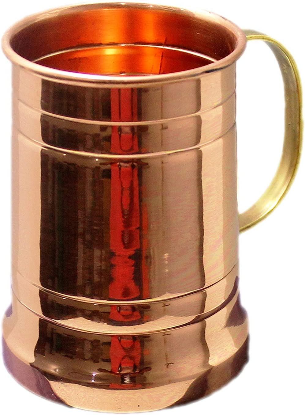 New Orleans Mall PARIJAT HANDICRAFT Large Superior Moscow Mule Copper Drink Mugs: Make Any
