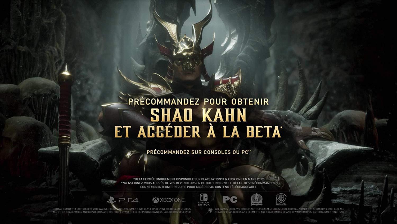 Warner Bros Mortal Kombat 11 vídeo - Juego (PlayStation 4, Lucha ...