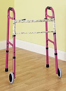 Nova Folding Fashion Walker - Pink