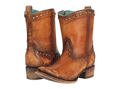 Corral Boots C3701 (Honey) Women