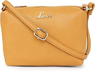 Lavie Rigel Women's Sling Bag (Ochre)